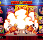 Lucha Legends Slot Machine