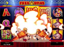 Lucha Legends Slot Machine