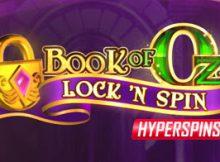 Book Of oz Slot machine