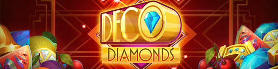 deco diamonds online slot machine
