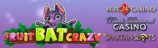 fruitbat crazy slot