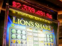 Lions Share Slot Machine